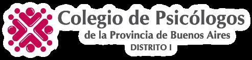 Colegio de Psicólogos de la Provincia de Buenos Aires - Distrito I logo